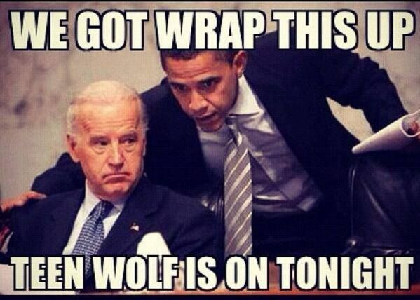 I love Teen Wolf <3