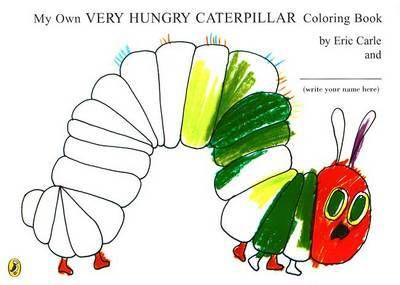 Nice Very Hungry Caterpillar Coloring Pages