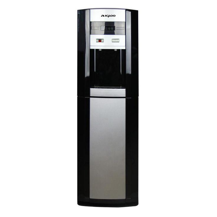 Water Cooler / Dispenser Bottom Loading in Black, Blacks
