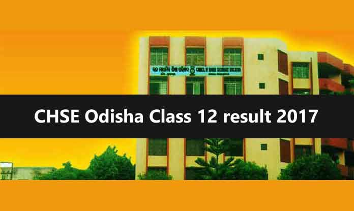 CHSE Odisha Class 12 result 2017: The Council of Higher Secondary Education (CHSE), Odisha will declare the CHSE Odisha Class 12 result 2017 for Plus Two (+2) Arts, Commerce, Vocational at its official website – orissaresults.nic.intoday at 11 am, said a note at resuts.gov.in.   #CHSE Odisha Class 12 result 2017 #Council of Higher Secondary Education (CHSE) #Exam Results 2017 #Odisha #Orissa Results