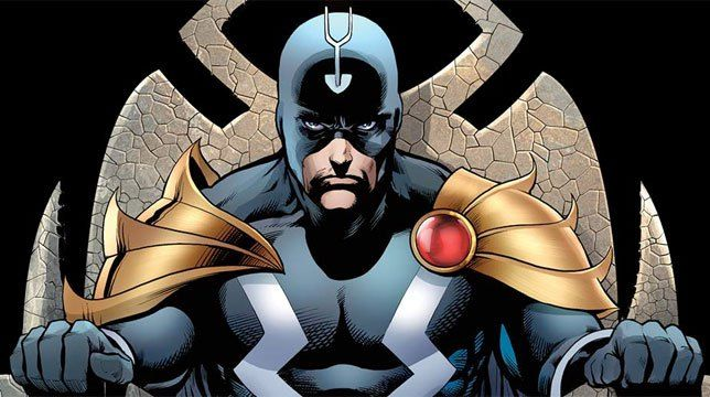 ABC commande Marvel's The Inhumans