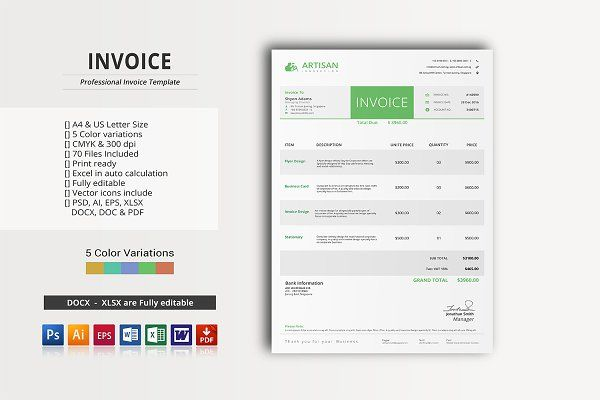 Online Invoice Creator Free 77 Best Business Ideas Images On Pinterest  Business Cards Brand .