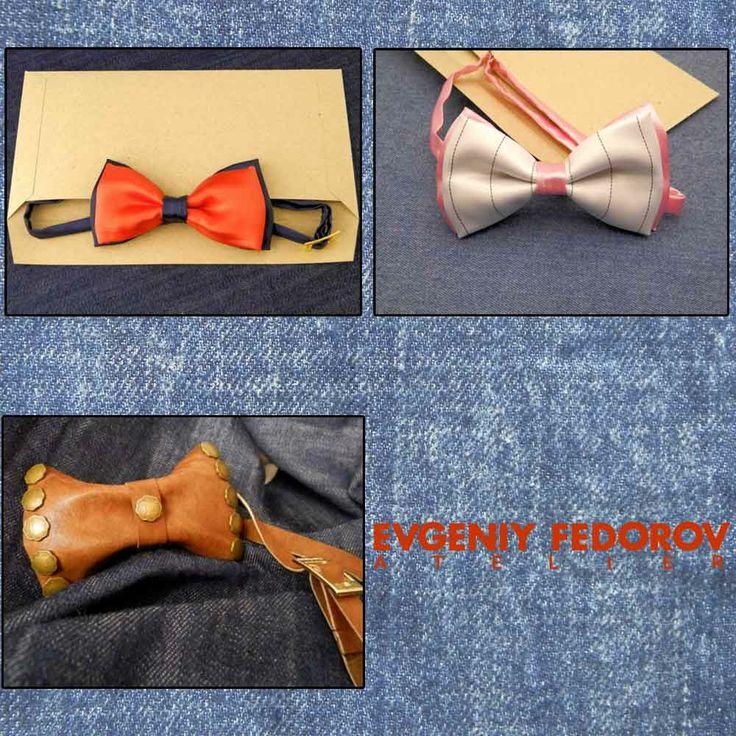 В магазине Evgeniy Fedorov Atelier появились новые галстуки-бабочки! Читайте нашу статью в блоге: http://www.evgeniyfedorov.com/muzhskie-babochki-ot-evgeniy-fedorov-atelier/