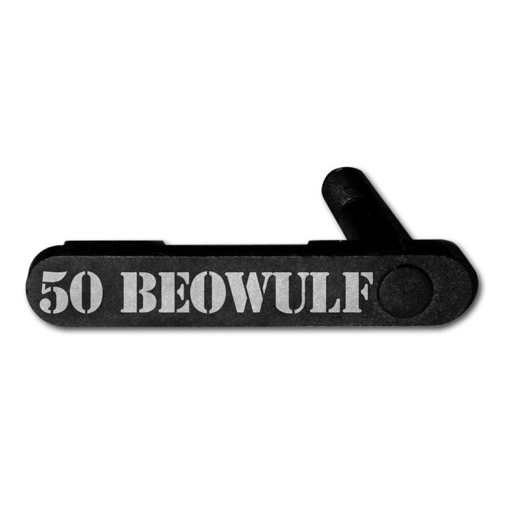 AR-15 MAGAZINE RELEASE CATCH - 50 BEOWULF