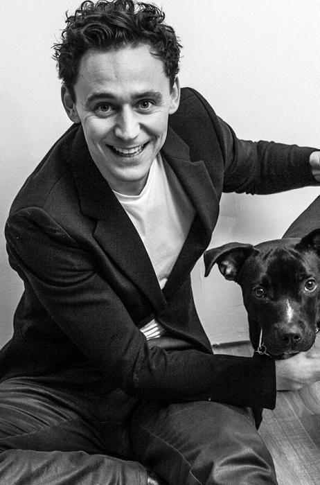 Tom+puppy