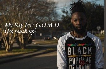 "Rising singer My'Key Iso has released a flagship new single ""G.O.M.D"" in Musiclisting."