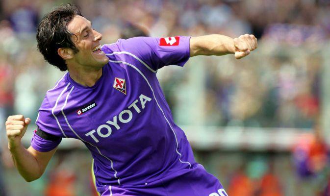 Luca Toni--Fiorentina
