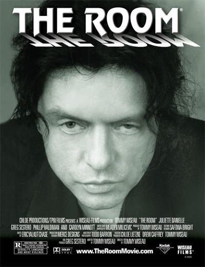 """What could be better than a midnight showing of """"The Room"""" in your hometown? How about two showings with Tommy Wiseau and Greg Sestero in attendance? That's exactly what Houston is getting November 23rd and 24th. #examinercom #TheRoom #LandmarkRiverOaks #TommyWiseau #midnightscreening #movies #romance #drama #cultclassic"""