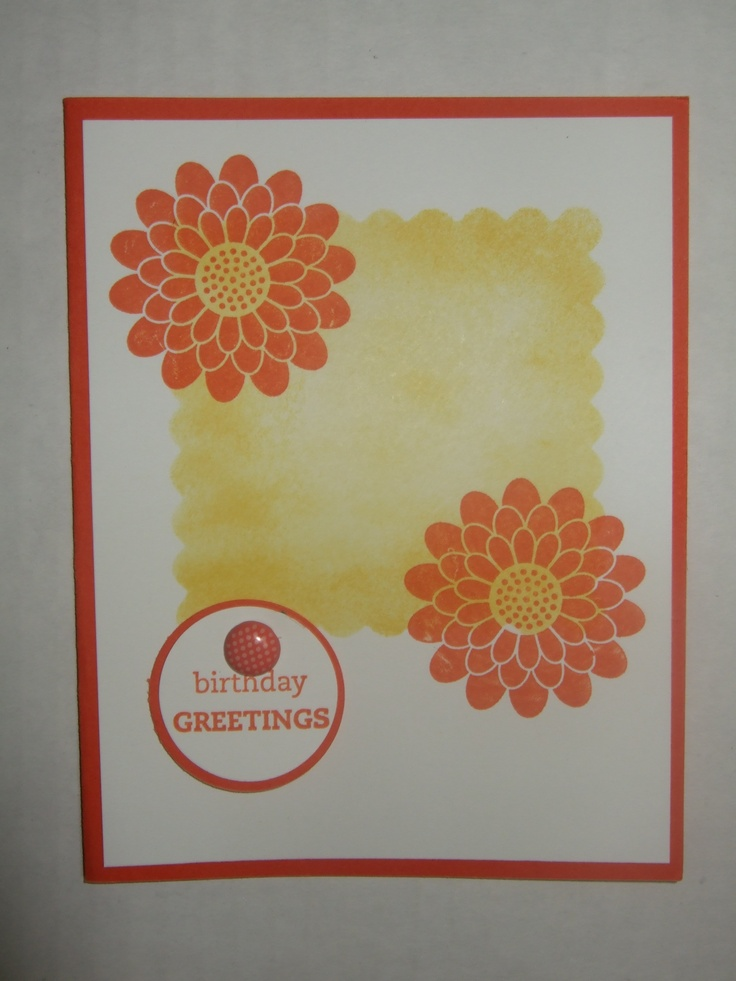 http://www.stampinup.net/esuite/home/mystampplace/: Su Demo, Demo Houses, Floral Orange Peaches
