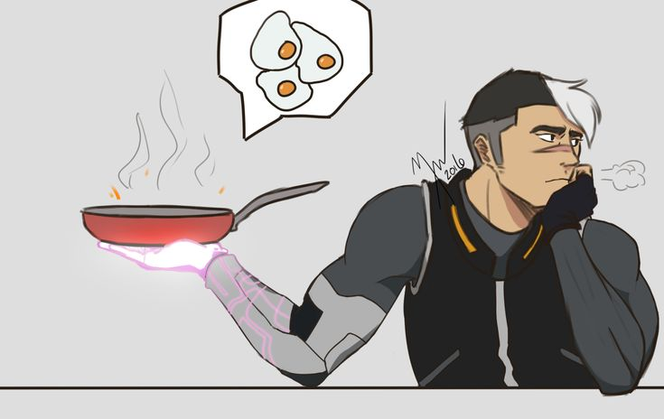 missvulpix212 asked: Team Voltron finding new and hilarious uses for Shiro's robot hand. Space Dad to the rescue