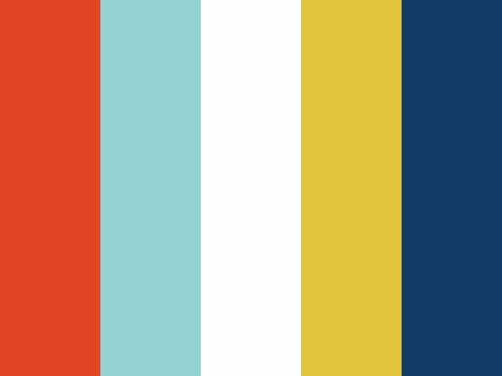 "Nautical Bits"" Color Palette by Mark Advertising - Red ..."