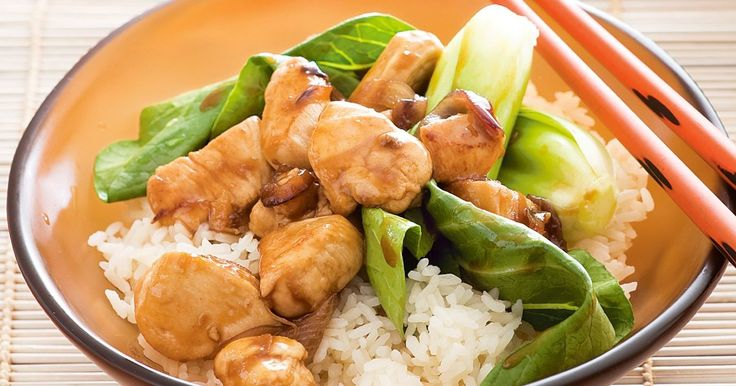 For a speedy weeknight dinner that's full of flavour, this sweet chicken dish is hard to beat.