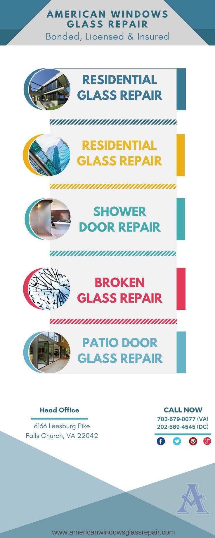127 best American Windows Glass Repair images on Pinterest