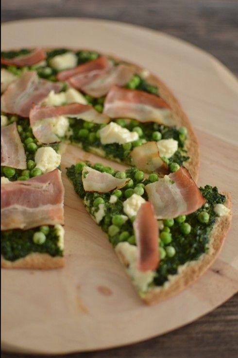 Tortilla Pizza | Recipes | The Windmill Bakery