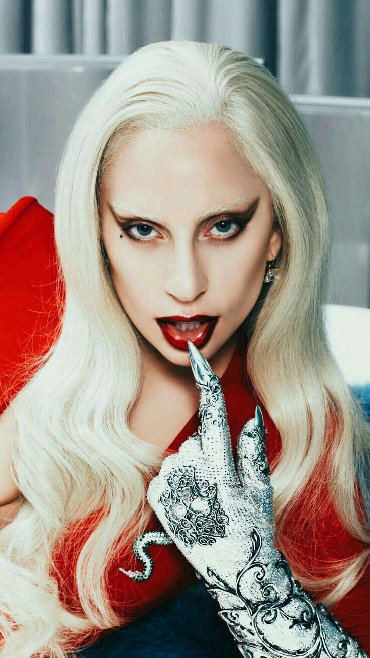 Lady Gaga The Countess in American Horror Story AHS Hotel Season 5