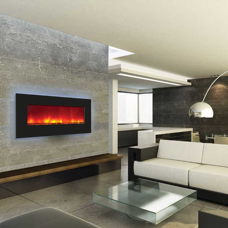 25 Best Ideas About Built In Electric Fireplace On Pinterest Electric Wall Fires Electric