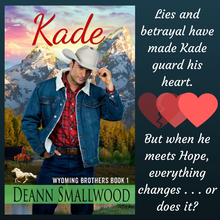 thepopculturedivas: Can He Take A Second Chance On Love? KADE by DeAnn...