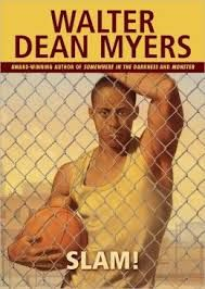 The Righteous Revenge of Artemis Bonner by Walter Dean Myers, 1994              Darnell Rock Reporting by Walter Dean Myers, 1994        The Glory Field by Walter Dean Myers, 1994     Shadow of the Red Moon by Walter Dean Myers, 1995       ***Slam by Walter Dean Myers, 1998***