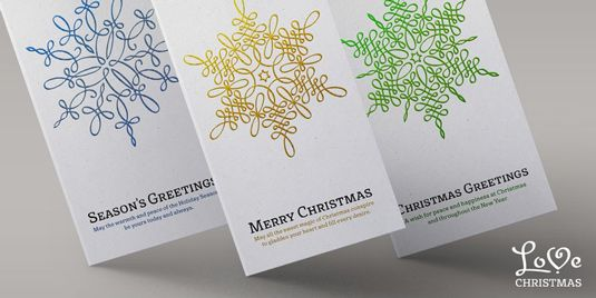 LoveChristmas font