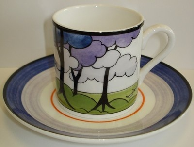 611 Best Clarice Cliff Images On Pinterest