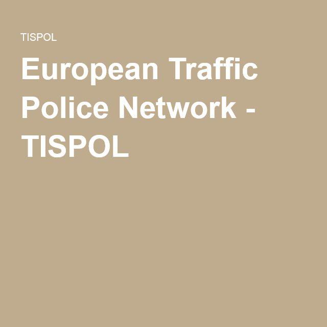 European Traffic Police Network - TISPOL