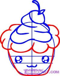 cute cupcakes drawings - Google Search