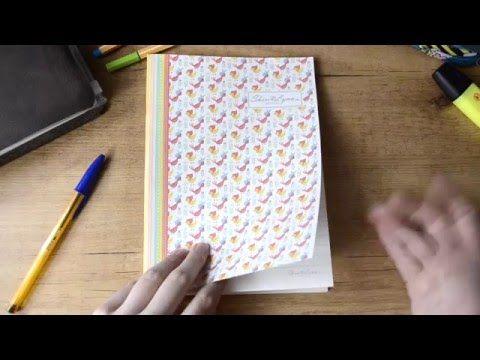 Bullet Journal desde cero: el registro mensual - YouTube