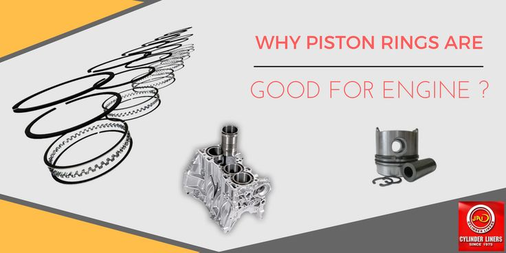 Why #Piston #Rings Are Good For Engine?
