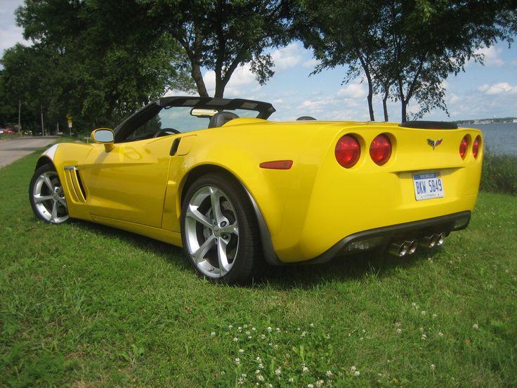 2010 Corvette Grand Sport Convertible