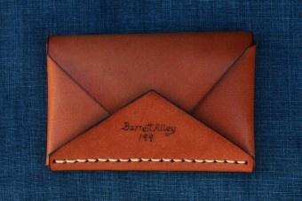 Card wallet by Barrett Alley. Yes, please.