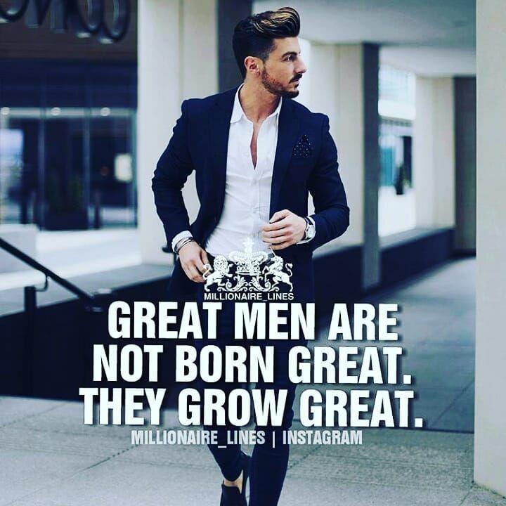 """Vishal Versatile (@vishal_versatile) on Instagram: """"Great men are not born great, they grow great #Gentlemen #MenWithClass #Entrepreneur #Classy…"""""""