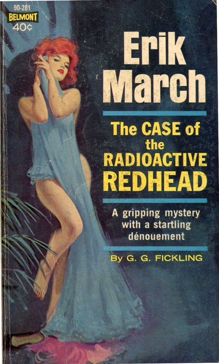 Image result for the case of the radioactive redhead