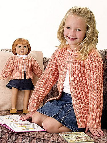 29 best Knitting American Girl Doll Clothes images on Pinterest ...