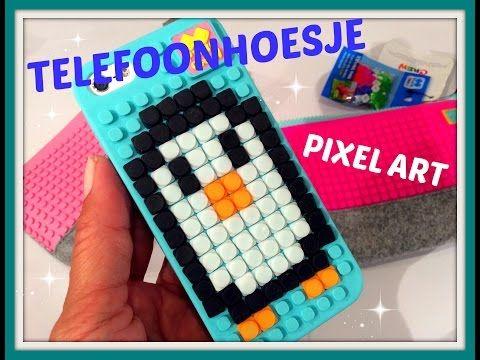 Unboxing/Review Pixie Crew: telefoonhoesje versieren met Pixies (winactie open) - YouTube