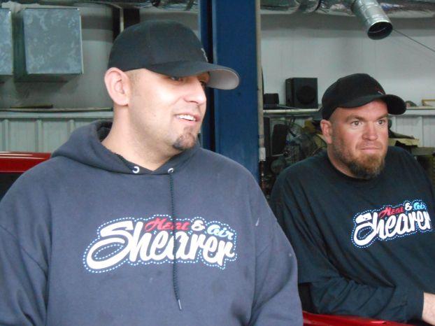 Justin Shearer (a.k.a. Big Chief) and Shawn Ellington (a.k.a. Murder ...