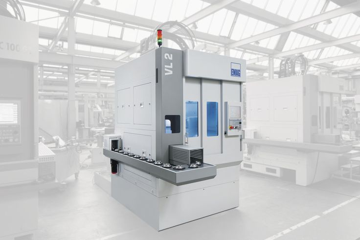 A stable machine structure, dynamic axes and ease of operation – these are the outstanding points of the vertical turning machines VL 2.