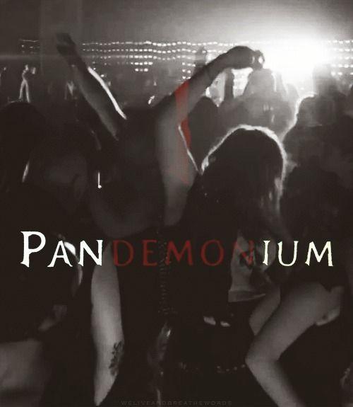 Pan-demon-ium!!!
