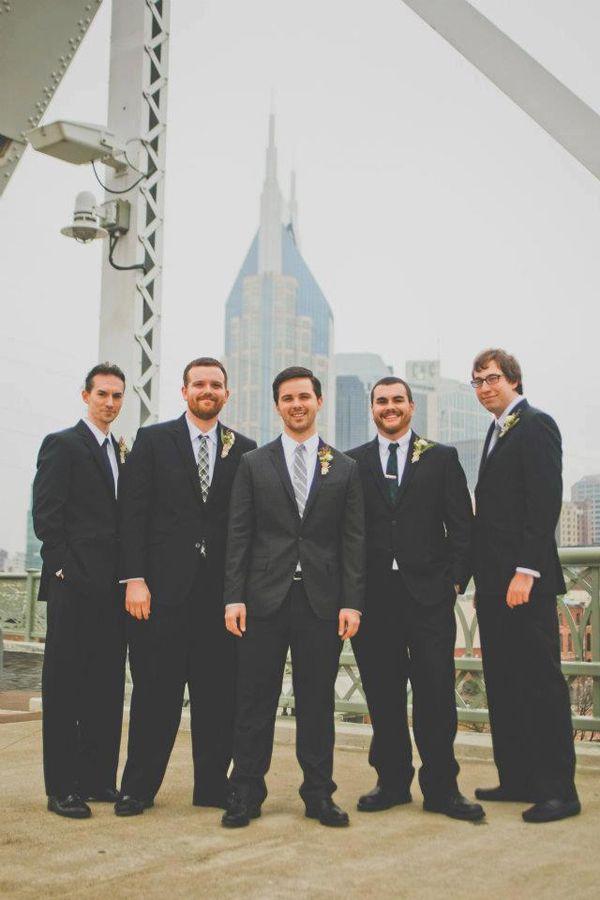 Nashville Tuxedo Street Should Your Groom Wear A Or