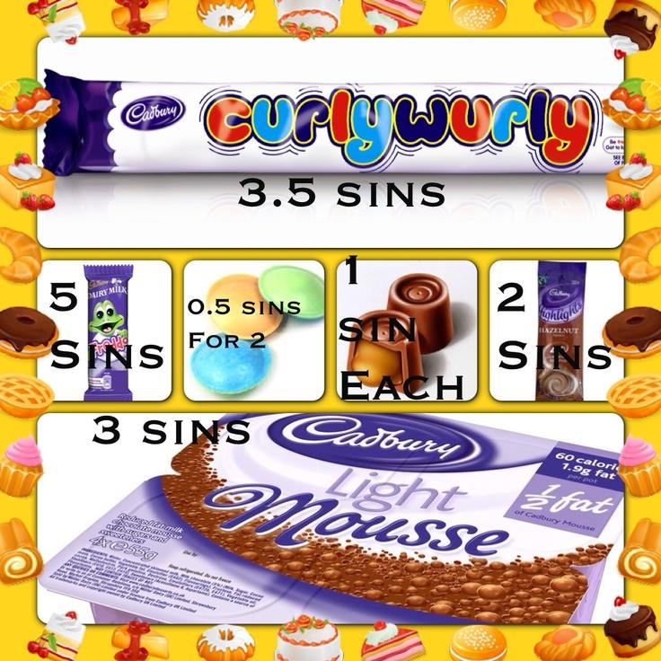15 days chocolate sins!