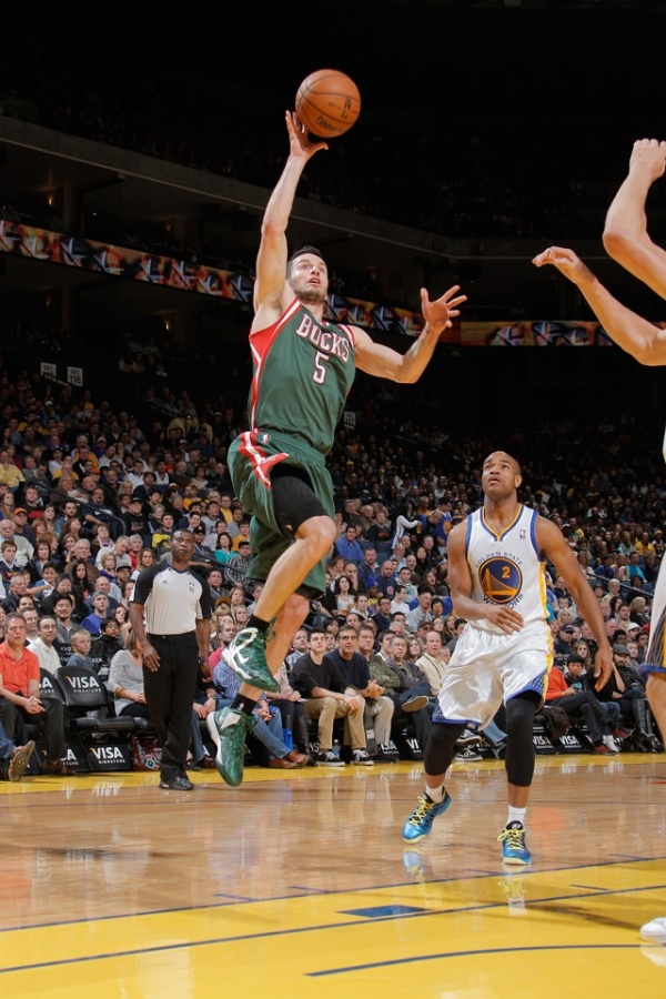 Bucks at Warriors - 3/9/13 | THE OFFICIAL SITE OF THE MILWAUKEE BUCKS