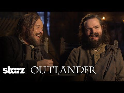 Outlander | Would You Rather with Stephen & Grant