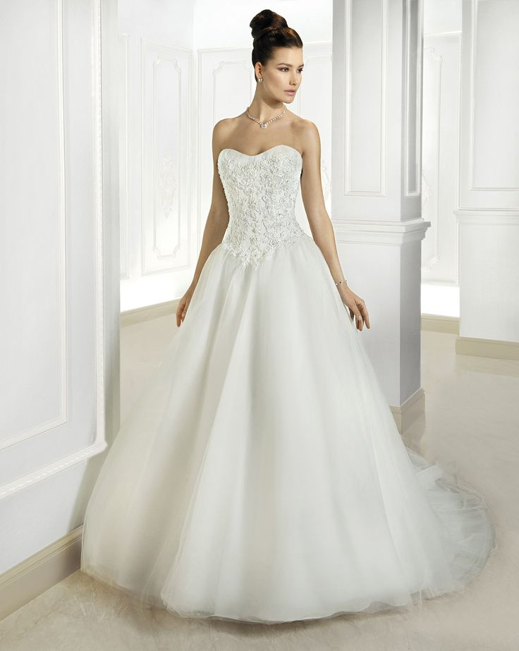 Superb Cosmobella Collection Official Web Site Collection Style Wedding Dress Tulle