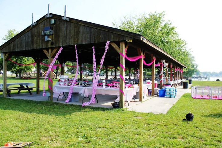 Outdoor Park Wedding Decorations Best Images About Picnic Tables Decorated On