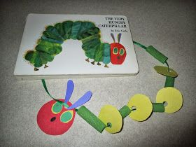 Anyone who has ever been on my little blog or in my classroom knows that I have a small obsession  love for Eric Carle. Basically, I think t...