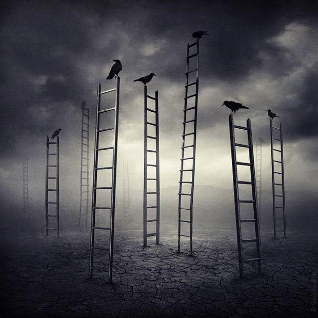 Surreal Photo Manipulations by Sarolta Ban