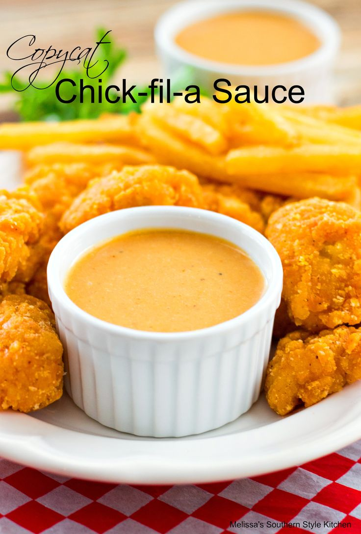 Copycat Chick-fil-a Sauce - When it comes to fast food Chick-fil-a ranks at the top of the list for my kids. Secretly, I don't mind at all because I really love it, too. Half of the fun each time we stop in for a quick bite to eat, is picking out which sauces to dip our chicken into for the best flavor explosion.