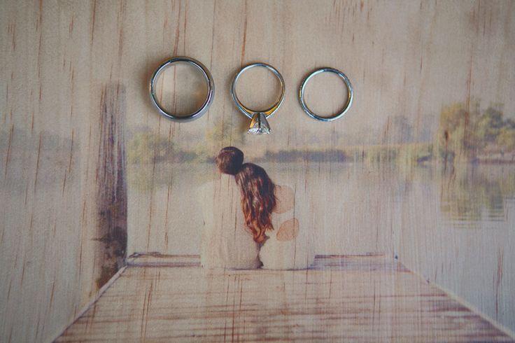 Photo idea for wedding rings