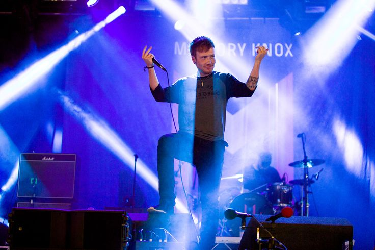 Mallory Knox (Reading 2014)