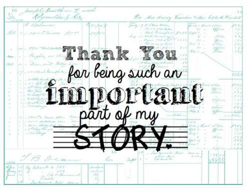 thank you quotes for special persons