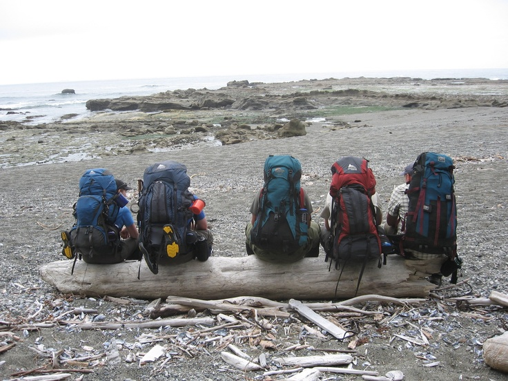 West Coast Trail! The most difficult, exhausting, and exhilarating 75km hike of my life!! It was awesome!!